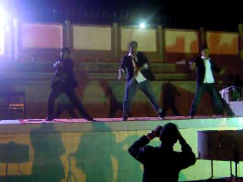Bahria College Islamabad - Farewell Party 2012 Dance