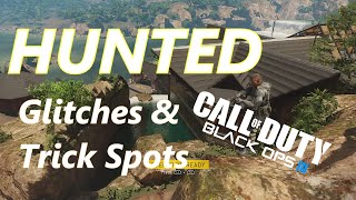 getlinkyoutube.com-HUNTED GLITCHES & TRICK SPOTS + UNDER BRIDGE - COD Black Ops 3 (BO3) Glitches & Tutorials