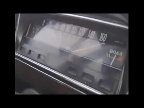 ВАЗ 21011 Взорвал спидометр. Приора осталась в позади.