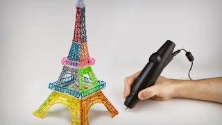 getlinkyoutube.com-بعد تقنية الطابعات ثلاثية الأبعاد - قلم الرسم ثلاثي الأبعاد من شركة 3Doodler الخرافي