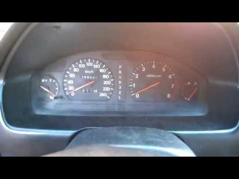 Mitsubishi Galant 8 Когда бендикс стартера вращается в обе стороны.