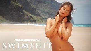 getlinkyoutube.com-Emily DiDonato's Eyes Won't Let You Look Away | Intimates | Sports Illustrated Swimsuit