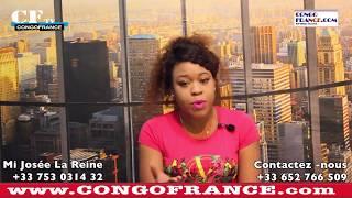 getlinkyoutube.com-Carine MOKONZI a Envoyé Une Vidéo NUE à GRACE MBIZI ?, BAZA KO MI SAMBUISA: TÉLÉ RÉALITÉ  Somo Trop