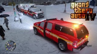 getlinkyoutube.com-GTA IV - FDLC/FDNY - 13th day with the fire department! (Battalion) i7 5820K GTX 980
