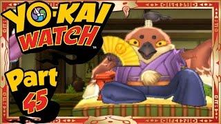 getlinkyoutube.com-Yo-Kai Watch - Part 45 | How To Find Secret Boss Chirpster! [English Gameplay Walkthrough]
