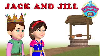 Jack and Jill Went Up The Hill Rhymes Song