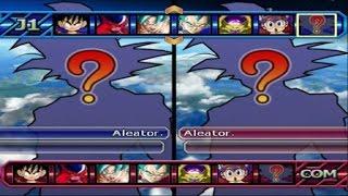 getlinkyoutube.com-Dragon Ball Z Budokai Tenkaichi 3 - Random VS Random (Epics Battles)
