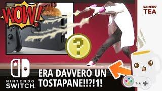 getlinkyoutube.com-Nintendo Switch è davvero un tostapane!?!1?!   Gamers' Tea