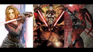 getlinkyoutube.com-Versus Series: Darth Zannah vs. Asajj Ventress vs. DarthTalon
