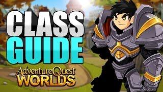 getlinkyoutube.com-THIS CLASS IS OP!?! ARCHPALADIN CLASS GUIDE AQW AdventureQuest Worlds