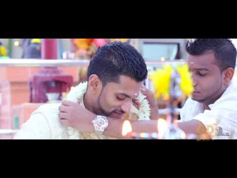 Malaysian Indian Wedding Cinematic Montage Dr.Nirmal Rudd & Geethanjali 23-08-2013 By Golden Dreams