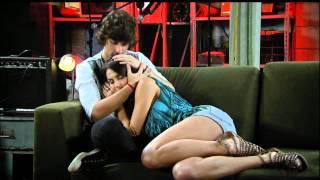 getlinkyoutube.com-Rebelde HD -  Carla ( Que Gostosa ! ) e Tomás se empolgam ao imaginar os shows