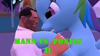 getlinkyoutube.com-[SFM] - Mann Vs. Ponies 2 - Wrong Way