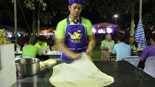 getlinkyoutube.com-โรตีเจ้าอร่อยนราธิวาส ชิ้นใหญ่มาก ร้านโรตีบีบี แฟมมิลี่ BIBI Family สุไหโกลก