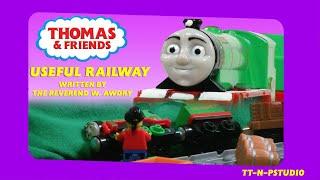 "getlinkyoutube.com-Thomas Take-n-Play Remake: ""Useful Railway"""
