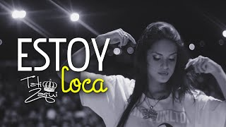 getlinkyoutube.com-Tati Zaqui - Estoy Loca (Dj Rhuivo) (Lyric Video)