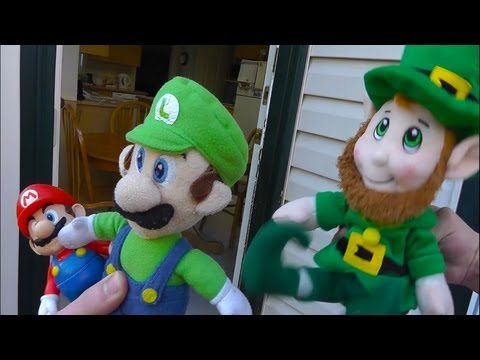 Cute Mario Bros. - The Leprechaun