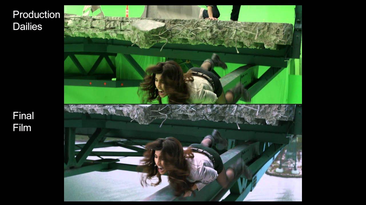 Pembuatan Film Final Destination 5, gila editannya supeerr!! >.< WOW nya donk...