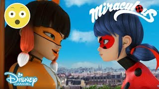 getlinkyoutube.com-Miraculous Tales of Ladybug & Cat Noir | Volpina | Official Disney Channel UK