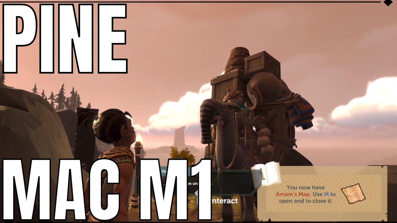 Pine Mac M1