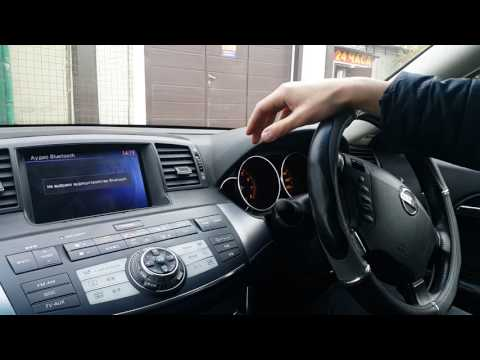 Nissan Fuga (y - русификация, установка оборуд.версии 2016, Navi, пробки, usb, радио Eu