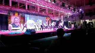 Ruchi Dance In Tsgi Burhanpur