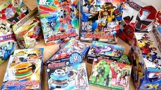 getlinkyoutube.com-超絶に好きなニンニンジャー玩具はどれ?ベスト5を発表!予想外のランキング!?