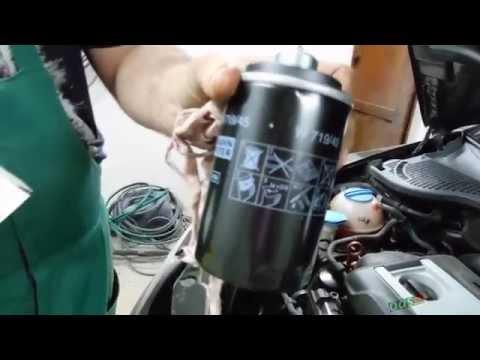 Замена масла Шкода Октавия TSI 1 8 в гаражных условиях