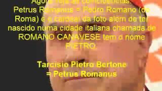 getlinkyoutube.com-O anticristo já está no Vaticano SAIBA PORQUE O PAPA BENTO XVI RENUNCIOU! Petrus Romanus