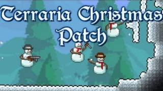 Terraria - Christmas Update Preview