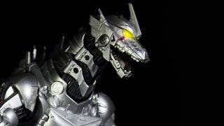 getlinkyoutube.com-S.H.MonsterArts: The Articulation Series - MFS-3 Type 3 Kiryu Mechagodzilla