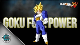 Dragon Ball Xenoverse - Character Creation: SSJ Goku Full Power