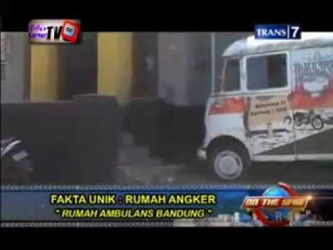 Fakta Rumah Angker di Indonesia - On The Spot Trans|7