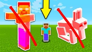 Minecraft Xbox/PS4: 5 DELETED Mobs! (Minecraft Console Edition)
