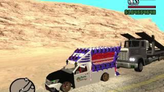 getlinkyoutube.com-MOD GTA San รถติดเครื่องเสียง&กระบะดีเซล ช่างอาร์ท