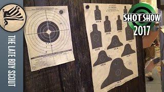 getlinkyoutube.com-Waterproof Paper Targets from Rite in the Rain! SHOT Show 2017