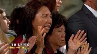 Benny Hinn LIVE: 2019 Good Friday Communion Miracle Service