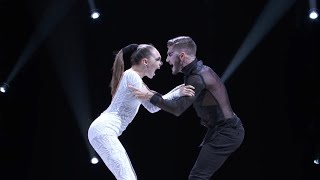 getlinkyoutube.com-Maddie Ziegler And Travis' AMAZING Duet Performance | SYTYCD: THE NEXT GENERATION! (S13,E11) HD