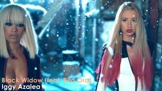 getlinkyoutube.com-Iggy Azalea - Black Widow Ft. Rita Ora (Official Video) [Lyrics + Sub Español]