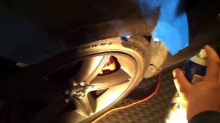 Plastidip walkthrough. Hash marks! Mustang GT