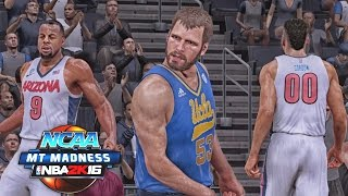 getlinkyoutube.com-#MTMadness Vs KingShawnn | UCLA vs Arizona | NBA 2K16 MyTeam