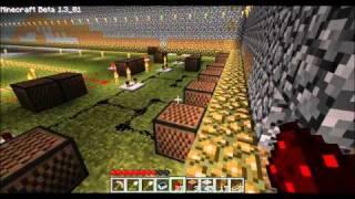 getlinkyoutube.com-Minecraft zelda song of storms doorbell