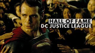 DC Justice League | Hall of Fame - The Script