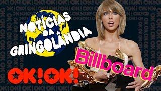 getlinkyoutube.com-Especial Billboard: Taylor musa,  as mina linda e show mudo do Kanye