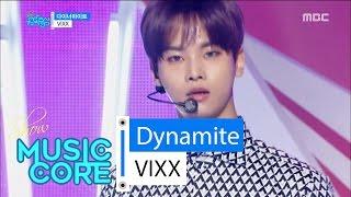 getlinkyoutube.com-[Comeback stage] VIXX -   Dynamite, 빅스 - 다이너마이트 Show Music core 20160423