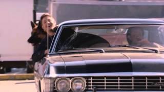"""getlinkyoutube.com-Supernatural 9X05 """"Dog Dean Afternoon"""" Funny Moments"""