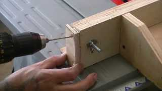 getlinkyoutube.com-Home Made - Finger Joint Jig - Great Project - PART TWO