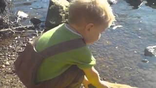 fishing with Charlie