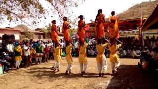getlinkyoutube.com-कोकणा आदिवासी पारंपारिक नृत्य नाशिक जिल्हा सुरगाणा कळवण Tribal Dance Kokana adiwasi of Nashik
