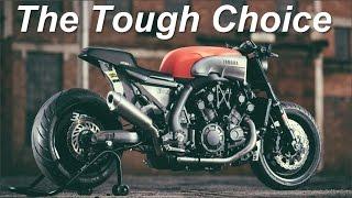 getlinkyoutube.com-Cafe Racer (Yamaha VMax by JVB Moto)
